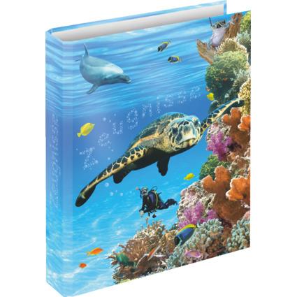 """RNK Verlag Zeugnisringbuch """"Unten im Meer"""", DIN A4"""