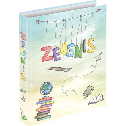 "RNK Verlag Zeugnisringbuch ""Schooldoodle"", DIN A4"