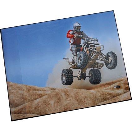 Läufer Schreibunterlage Quad, 400 x 530 mm
