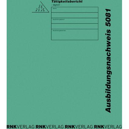 RNK Verlag Ausbildungsnachweis-Hefter, DIN A4