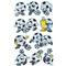 "AVERY Zweckform ZDesign KIDS 3D-Sticker ""Fußball"""