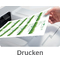 AVERY Zweckform Quick & Clean Visitenkarten, satiniert