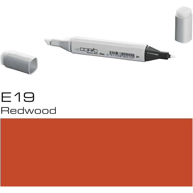 copic profi marker redwood e 19 20075121 bei www. Black Bedroom Furniture Sets. Home Design Ideas
