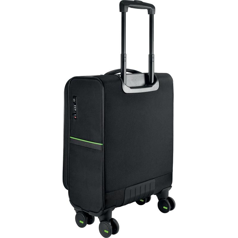 leitz handgep ck trolley smart traveller complete 4. Black Bedroom Furniture Sets. Home Design Ideas