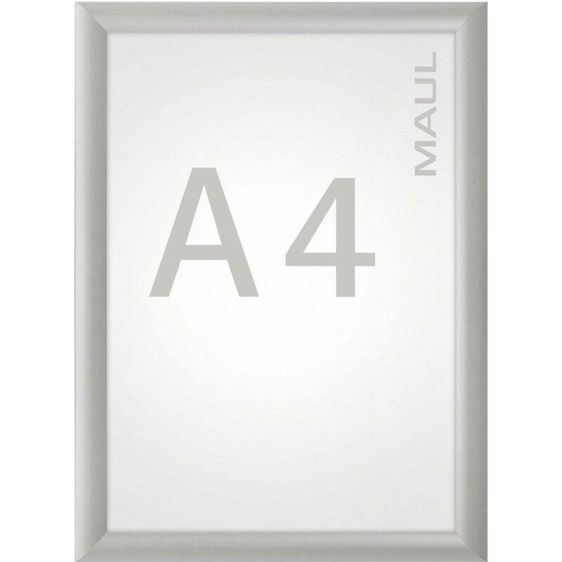 MAUL Plakatrahmen standard, DIN A4 - 190 x 277 mm 66044-08 bei www ...