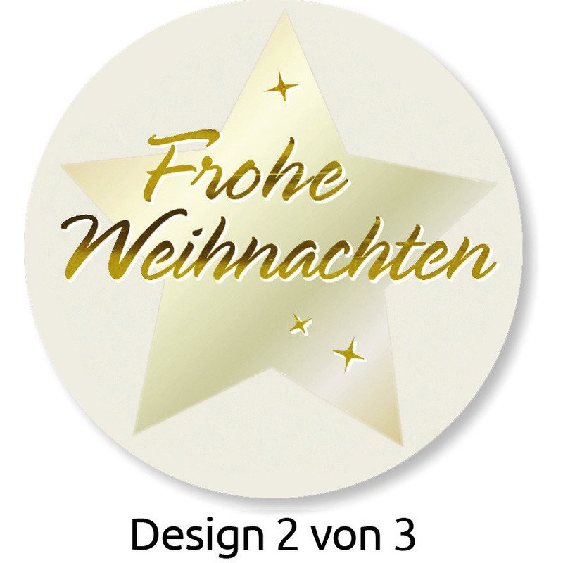 avery zweckform zdesign weihnachts sticker auf rolle 56824. Black Bedroom Furniture Sets. Home Design Ideas