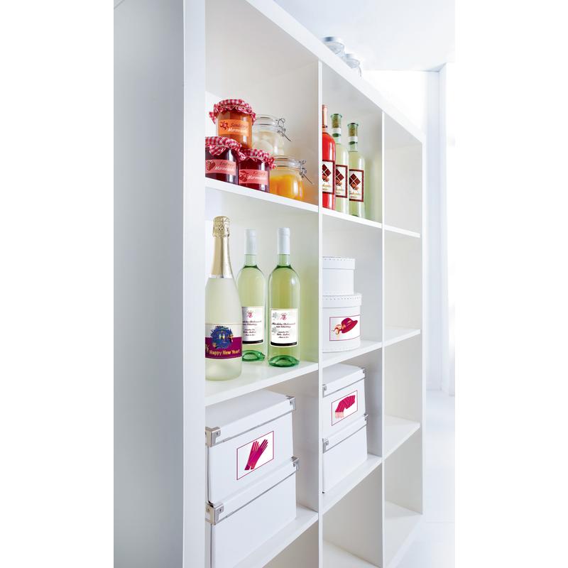 avery zweckform my design inkjet flaschen etiketten md4001 bei g nstig kaufen. Black Bedroom Furniture Sets. Home Design Ideas