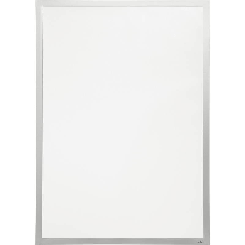DURABLE Plakatrahmen DURAFRAME POSTER, 70 x 100 cm, silber 4992-23 ...