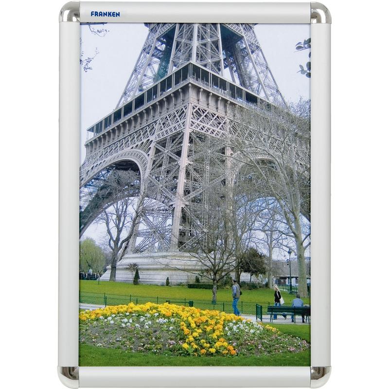 FRANKEN Plakatrahmen DIN A3, 25 mm Rahmenprofil BS0702 bei www ...