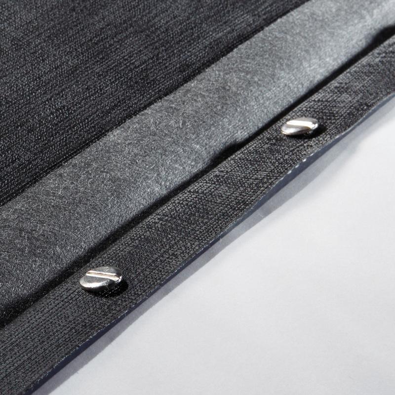 sigel speisekarten mappe a5 schwarz buchschrauben. Black Bedroom Furniture Sets. Home Design Ideas