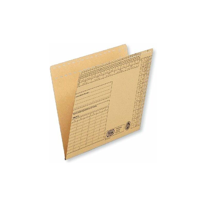 4002030804326 100081042 ELBA Universal-Einstellmappen