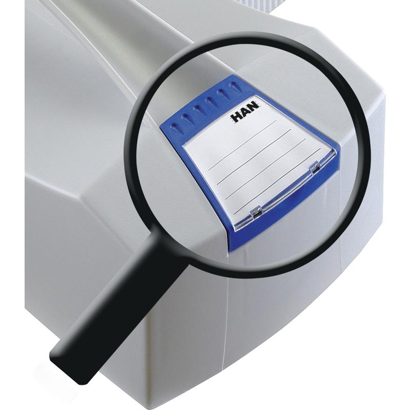 schwarz HAN Hängeregistratur-Box SWING PLUS Kunststoff