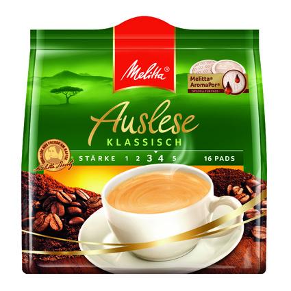 """Melitta Kaffeepads """"Café Auslese"""""""