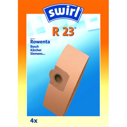 swirl Staubsaugerbeutel R 23, aus Spezialpapier