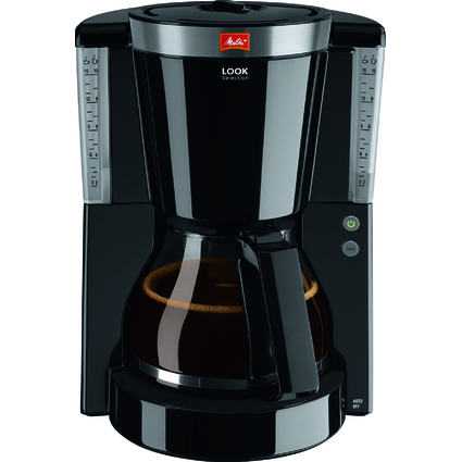 "Melitta Kaffeemaschine ""LOOK IV SELECTION"", schwarz"