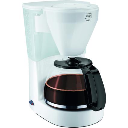 "Melitta Kaffeemaschine ""EASY"", weiß"