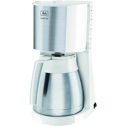 "Melitta Kaffeemaschine ""ENJOY TOP THERM"", weiß"
