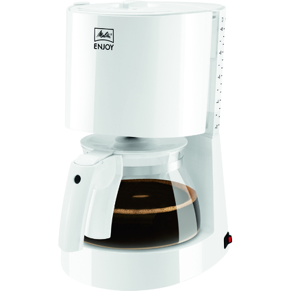 "Melitta Kaffeemaschine ""ENJOY BASIS"", weiß"