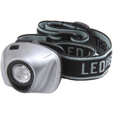 brennenstuhl led-kopflampe Head-Light hl 2in1, silber
