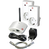brennenstuhl home Automation starter-set Brematic gwy 433