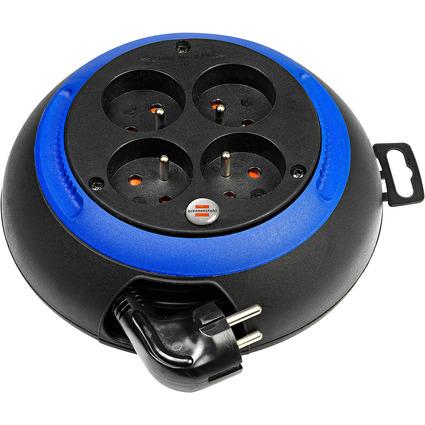 brennenstuhl Kabelbox DESIGN-BOX CL-S, Kabel: 3 m, schwarz/