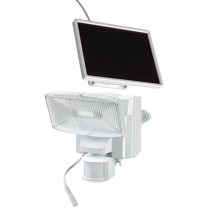 brennenstuhl Solar LED Strahler SOL 80 plus IP44, grau-weiß