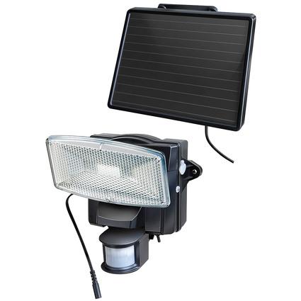 brennenstuhl Solar LED Strahler SOL 80 plus IP44, schwarz