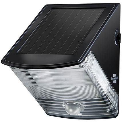 brennenstuhl Solar LED-Außenleuchte SOL 4 plus IP44, schwarz