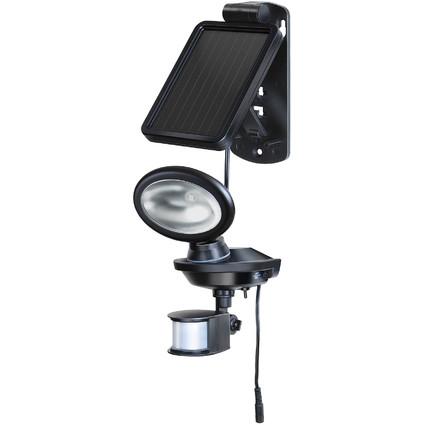 brennenstuhl Solar LED-Außenleuchte SOL 14 plus IP 44, sw