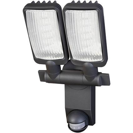 brennenstuhl LED-Flächenleuchte Duo Premium City LV5405 PIR