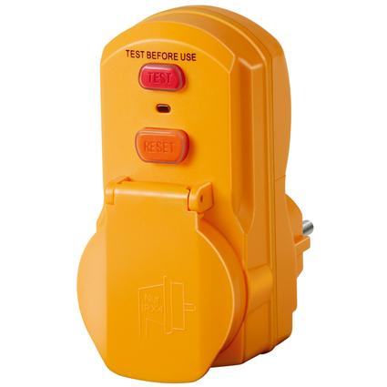 brennenstuhl Personenschutz-Adapter PD 331-7-2 IP 54