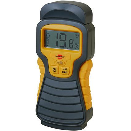 brennenstuhl Feuchtigkeits-Detektor MD, gelb/anthrazit