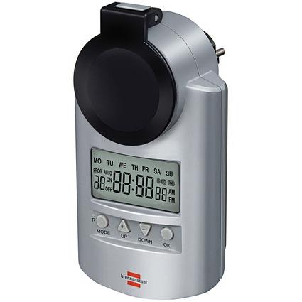 brennenstuhl Wochenzeitschaltuhr Primera-Line DT IP44
