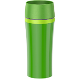 emsa isolierbecher TRAVEL mug FUN, 0,36 L., grün/dunkelgrün