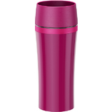 emsa isolierbecher TRAVEL mug FUN, 0,36 L., himbeer/rosa