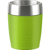 emsa isolierbecher TRAVEL CUP, 0,20 L., manschette limette