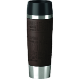 emsa isolierbecher TRAVEL mug Grande, 0,50 Liter, braun