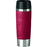 emsa isolierbecher TRAVEL mug Grande, 0,50 Liter, rot