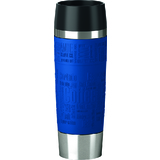 emsa isolierbecher TRAVEL mug Grande, 0,50 Liter, blau