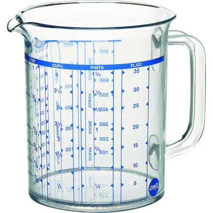 emsa Messkanne SUPERLINE, 1 Liter, Farbe: transparent