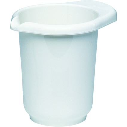 emsa Quirltopf SUPERLINE, 1,2 Liter, Farbe: weiß