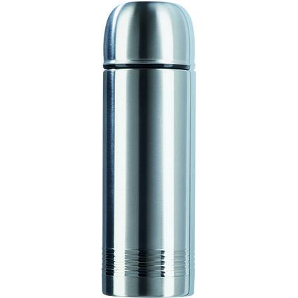 emsa Isolierflasche SENATOR, 0,7 Liter, Edelstahl