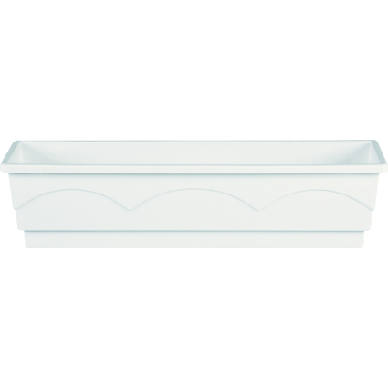 emsa Blumenkasten AQUA COMFORT LAGO, (B)750 mm, weiß