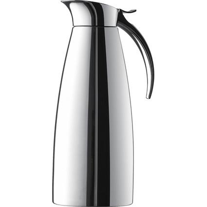 emsa Isolierkanne ELEGANZA, 1,0 Liter, Edelstahl
