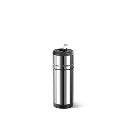emsa Isolier-Trinkflasche MOBILITY, 0,35 Liter, schwarz