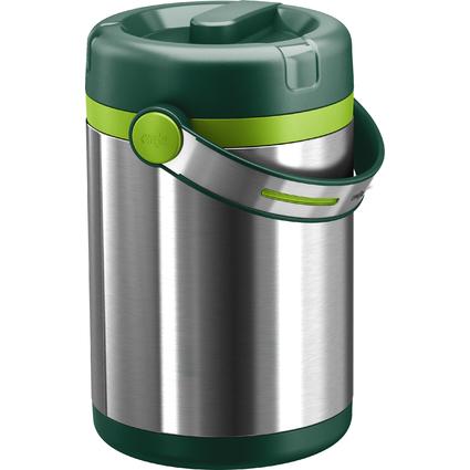 emsa Isolier-Speisegefäß MOBILITY, 1,7 Liter, grün-hellgrün