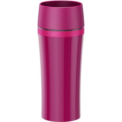 emsa Isolierbecher TRAVEL MUG FUN, 0,36 L., himbeer/rosa