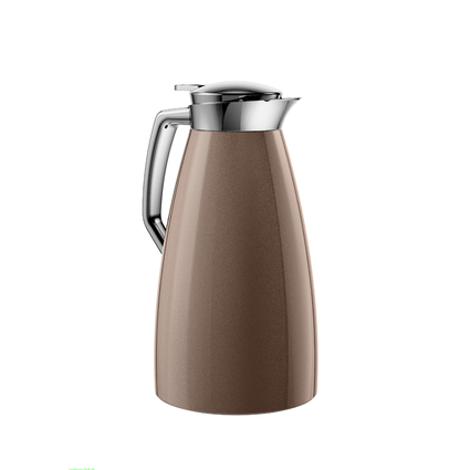 emsa Isolierkanne PLAZA, 1,0 Liter, bronze