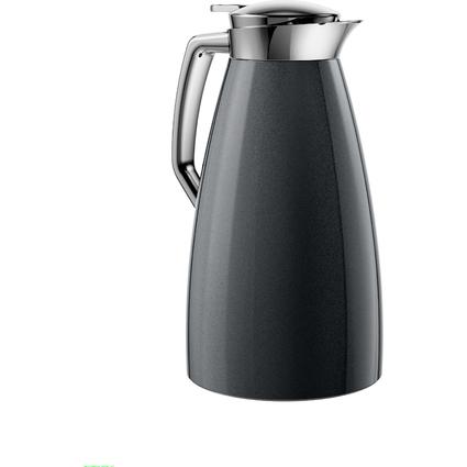 emsa Isolierkanne PLAZA, 1,0 Liter, carbon