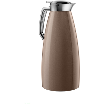 emsa Isolierkanne PLAZA, 1,5 Liter, bronze